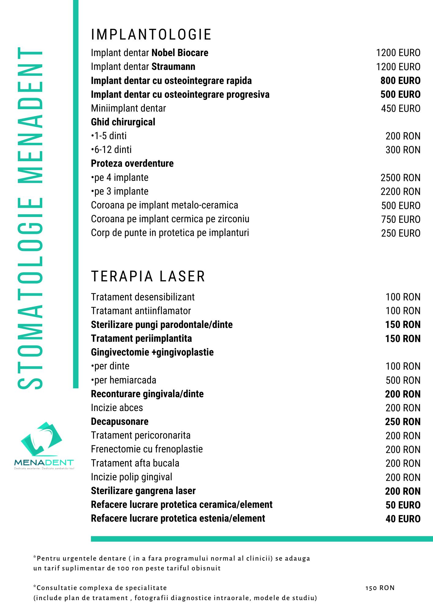 Copy of Implantologie